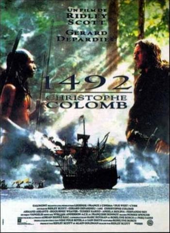 1492 conquista paraiso: