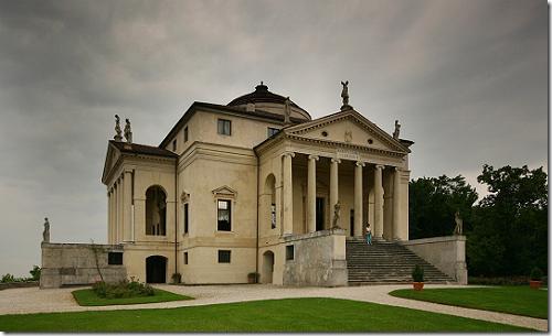 Villa Rotonda, de Andrea Palladio